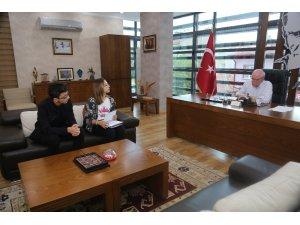 TÖS, Başkan Kazım Kurt'u eğitim çalıştayına davet etti