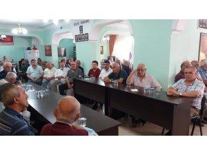 Bafra'da şehitler için 98. mevlit
