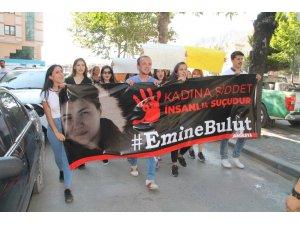 Sosyal medyadan bir araya geldiler, kadın cinayetleri ve kadına şiddeti protesto ettiler