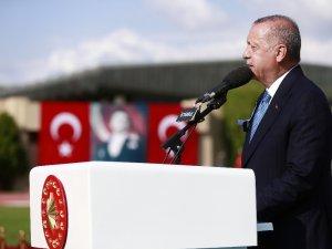"""Cumhurbaşkanı Erdoğan: """"Çok fazla zamanımız ve sabrımız yok"""""""