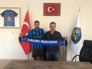 Karacabey Belediyespor'a 3 transfer birden