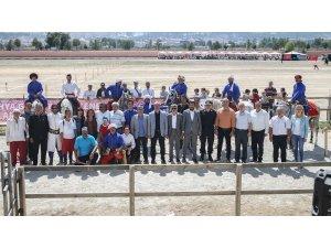 Kütahya'da Türk Oyunları Festivali