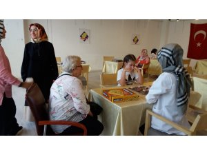Kütahya'da Zeka ve Eğlence Oyunları Sergisi