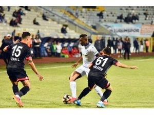 TFF 1. Lig: BB Erzurumspor: 1 - Boluspor: 0 (Maç sonucu)