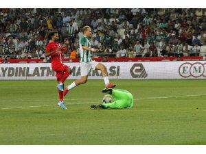 Süper Lig: Konyaspor: 2 - Antalyaspor: 2 (Maç sonucu)