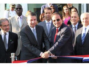 Ankara'da Dominik Büyükelçiliği'nin açılışı yapıldı