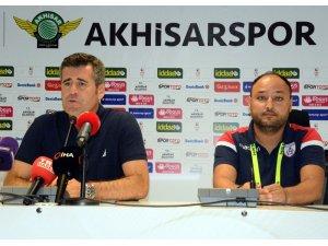 Akhisarspor - Altınordu maçının ardından