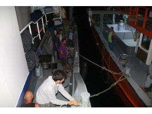 Rizeli balıkçılar umduğunu bulamadı