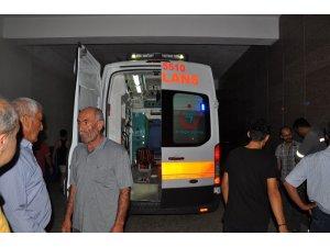 Gaziantep'te iki motosiklet çarpıştı: 1 ölü, 4 yaralı