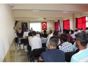 Kırsal kalkınma yatırımları tanıtım toplantısı