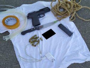 Karaman Emniyeti, kadın cinayetini önledi