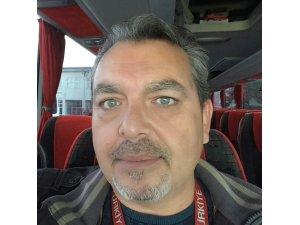 Tur otobüsünde şok ölüm