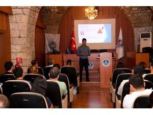 Belediye personeline 'Öfke kontrolü ve stres yönetimi' eğitimi