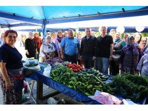 Başkan Öndeş, Selatin'de köy pazarı kuracak