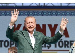 """Cumhurbaşkanı Erdoğan: """"Seçimlerdeki rekor desteğiniz için sizlere teşekkür ediyorum"""" (1)"""