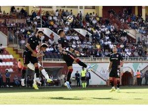 TFF 2. Lig: Gümüşhanespor: 0 - Samsunspor: 2