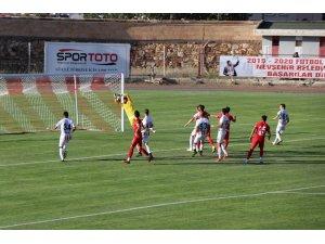 TFF 3. Lig: Nevşehir Belediyespor: 1 - Diyarbekirspor: 1