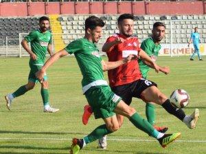 TFF 2. Lig: Yeni Çorumspor: 1 - 1922 Konyaspor: 0