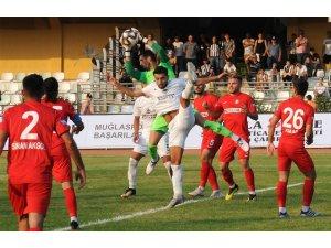 TFF3. Lig: Muğlaspor: 1 Nazilli Belediyespor: 1