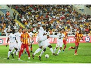 BTC Türk Yeni Malatyaspor: 0 - Alanyaspor: 3  (ilk yarı)