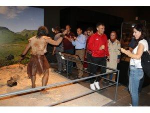 Urartu Müzesi'ne yoğun ilgi