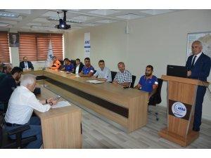 """Bayburt AFAD İl Müdürü Adil Arslan: """"İlimizde yaşanan afetler arasında en çok can kaybı çığ olaylarında oldu"""""""