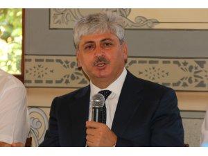 """Hatay Valisi Doğan: """"İdlib'deki insanlar 'Türkiye kapıları açacak' diye kandırıldı"""""""
