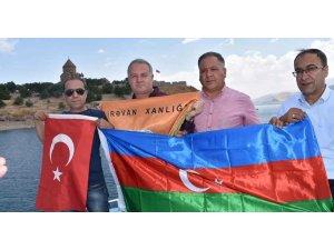 """Asimder Başkanı Gülbey: """"Akdamar Adasındaki kara haç indirilmelidir"""""""