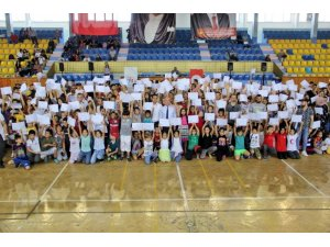 Kırıkkale'de yaz spor okulları sona erdi