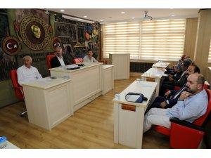 Gümüşhane İl Genel Meclisi'nin eylül ayı toplantıları başladı