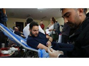 Ardahan, lösemi hastaları için seferber oldu