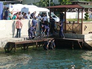Sarıyer'de denizden erkek cesedi çıktı!