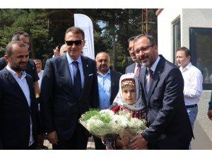 Beşiktaş'ın Gerede'deki tesisi törenle açıldı