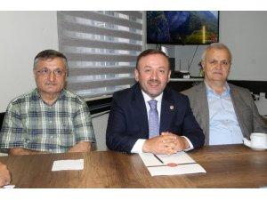 """Milletvekili Sabri Öztürk'ten """"Fındığın Başkenti totemine sert tepki"""""""