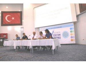 Kütahya'da Eğitim Öğretim yılı Okul Müdürleri sene başı toplantısı