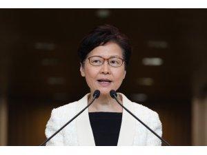Hong Kong yönetimi geri adım attı! Tartışmalı yasa tasarısı geri çekilecek