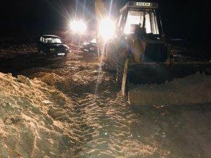 Kırşehir'de kazı yaptıkları ileri sürülen 5 kişi yakalandı