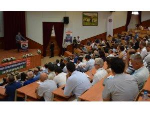 32. Ulusal Tarımsal Mekanizasyon ve Enerji Kongresi ÇOMÜ ev sahipliğinde düzenleniyor