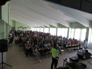 Tuzluca'da öğretmenlere trafik eğitimi verildi