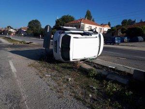 Yozgat'ta trafik kazası: 8 yaralı
