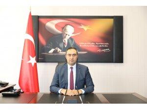 Burdur Vali Yardımcısı İbrahim Özkan, göreve başladı