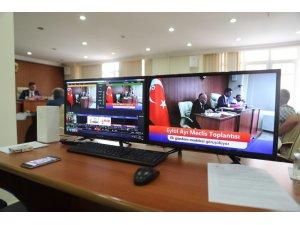 Belediye meclis toplantıları canlı yayında