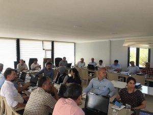 Orman Bölge Müdürlüğü 2019 yılı değerlendirme toplantısı yapıldı