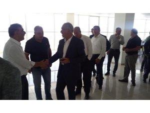Başkan Bingöl, muhtarlarla bir araya geldi