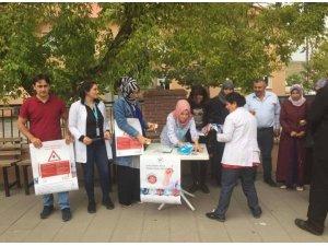 Çıldır'da Halk Sağlığı Haftası