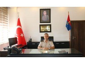 İl Jandarma Komutanı Avkıran göreve başladı