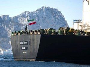 'Adrian Darya 1' isimli İran petrol tankeri, yükünü Suriye'ye boşalttı