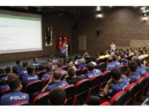 Kars'ta eğitim-öğretim öncesi güvenlik tedbirleri gözden geçirildi