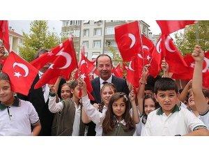 """Edirne Belediye Başkanı Gürkan: """"Geleceği eğitim ile şekillendireceğiz"""""""