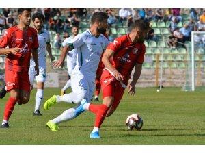 TFF 2. Lig: Kırşehir Belediyespor: 1 - Kastamonuspor 1966: 0